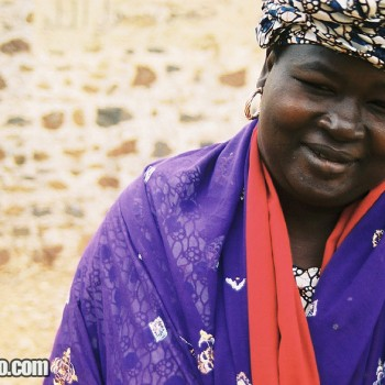 Photo of Woman in Goree Island, Senegal - West Africa