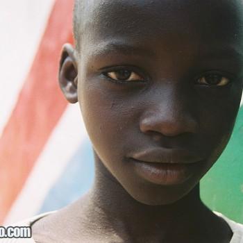 Photo of Boy in Banjul, Gambia