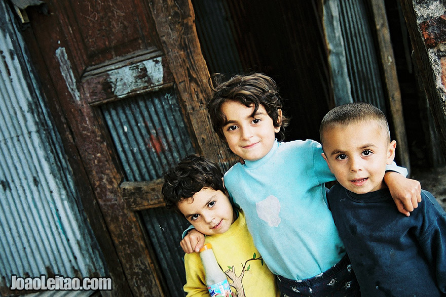 Photo of children in Istanbul, Turkey - Europe