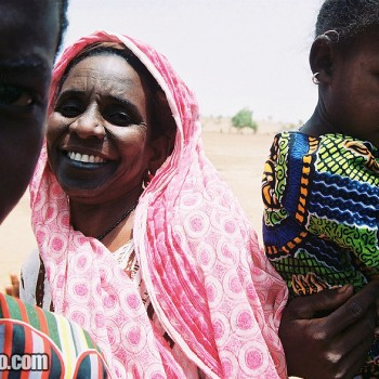 Photo of People in village near Mali border, Senegal - West Africa