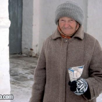 Russian woman in Sergiyev Posad, Russian Federation - Eastern Europe