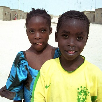 Wolof Senegalese people in Nouadhibou, Mauritania