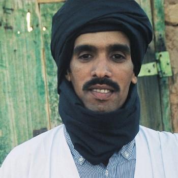 Photo of Man in Chinguetti, Mauritania - Sahara Desert