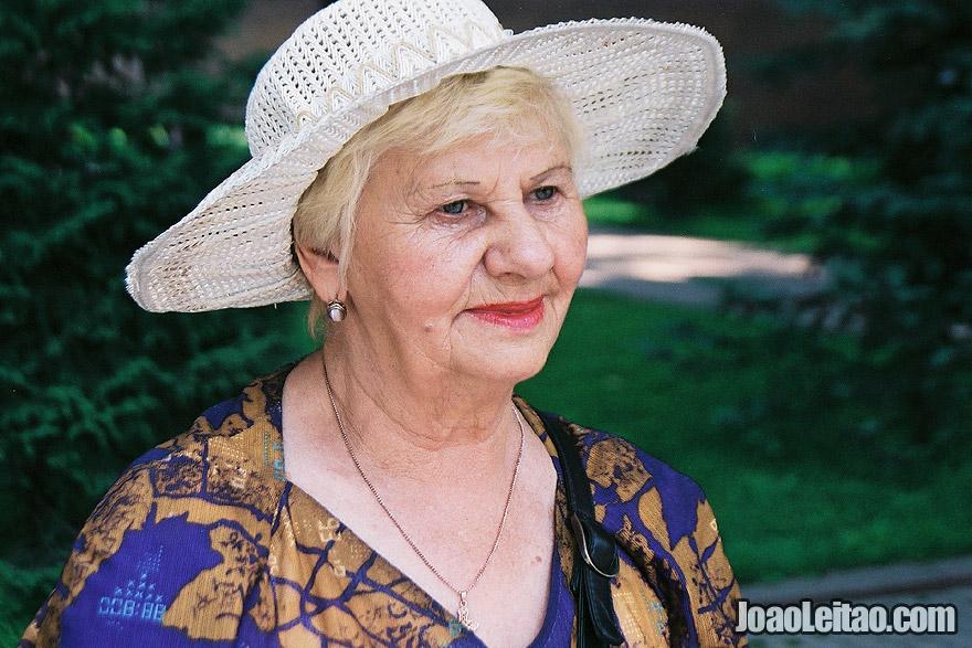 Photo of Russian woman in Almaty, Kazakhstan - Central Asia